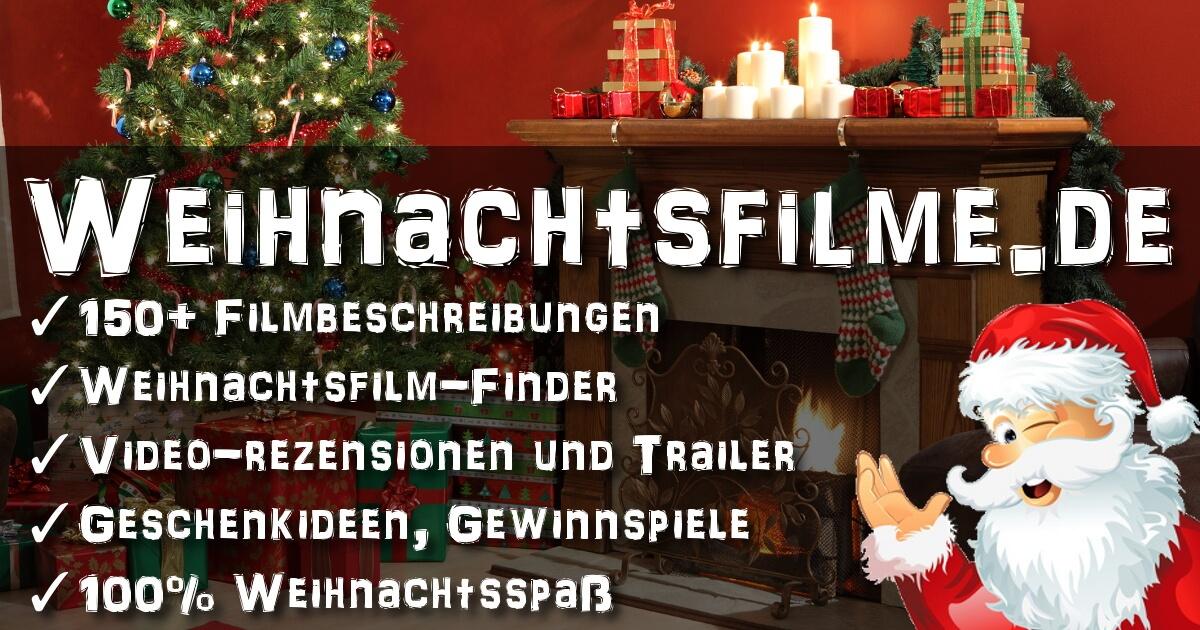 ▷ Alle Weihnachtsfilme (Liste) ✭ Über 180 Weihnachtsfilme