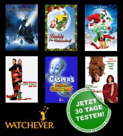 weihnachtsfilme kostenlos anschauen