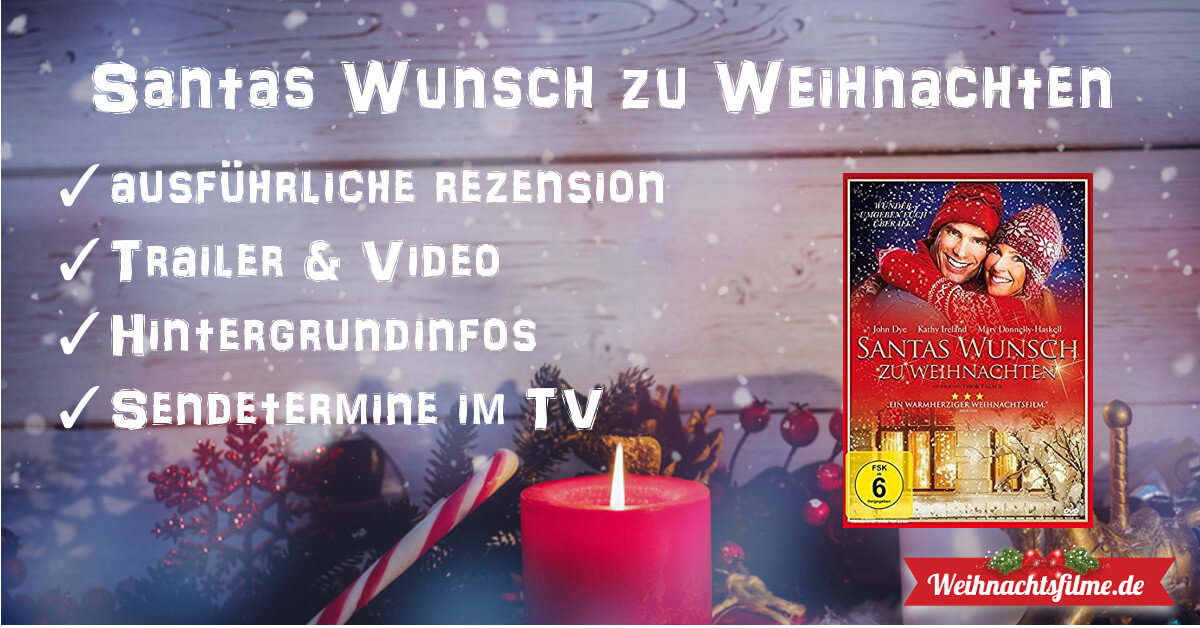 santas wunsch zu weihnachten top rezension trailer. Black Bedroom Furniture Sets. Home Design Ideas