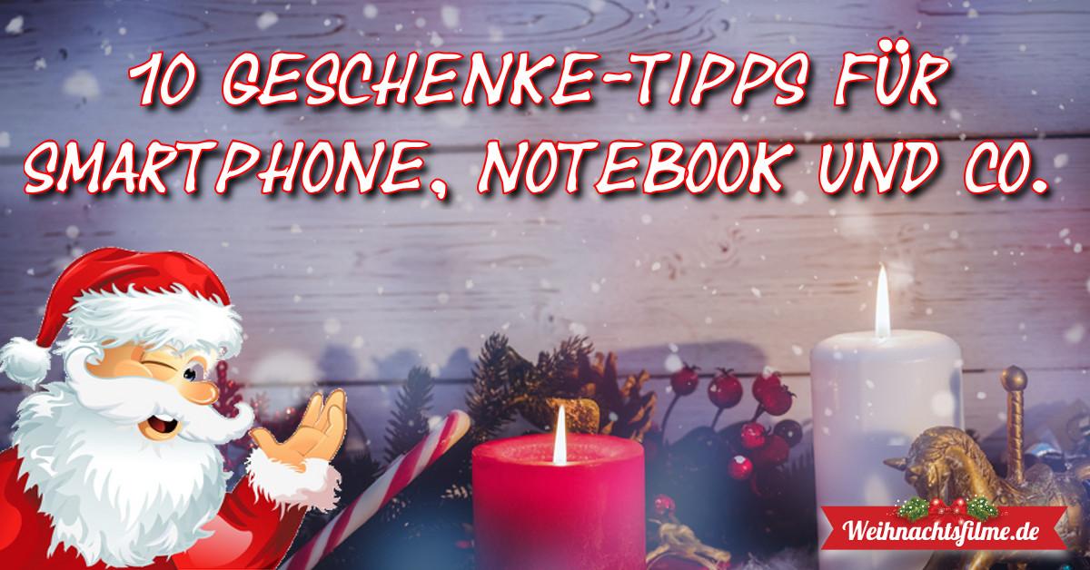 10 geschenketipps f r smartphone notebook co. Black Bedroom Furniture Sets. Home Design Ideas